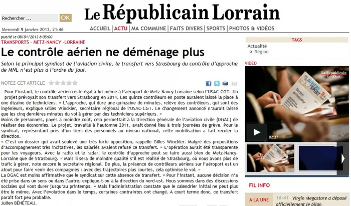 article republicain