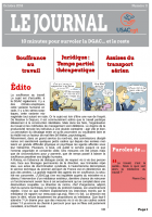 Le Journal de l'USAC-CGT N°11 (Octobre 2018)