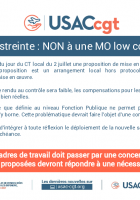 Lille : non à une MO low-cost